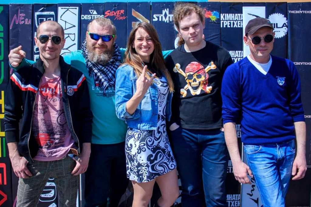 Dockers ROCK Battle - 22.08.2018, гурт NERA