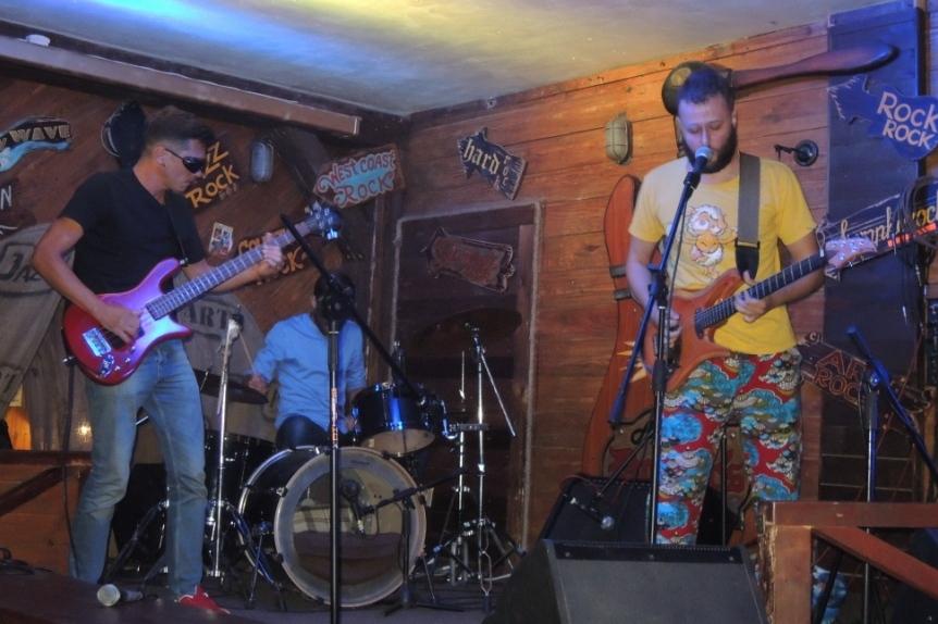Dockers ROCK Battle - 22.08.2018, гурт StroOM