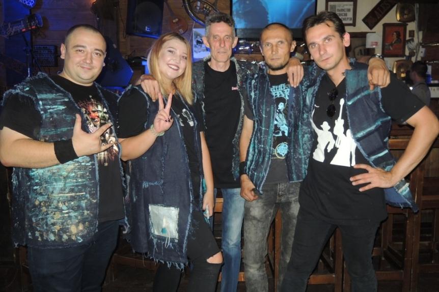 Dockers ROCK Battle – 12.09.2018, гурт Jenny Garris
